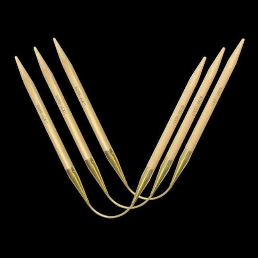 Addi Addi CraSy Trio Bamboo lang 560-2 4mm