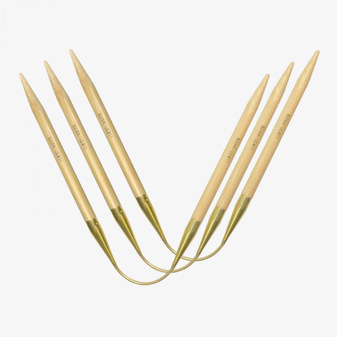 Addi Addi CraSy Trio Bamboo lang 560-2 6mm