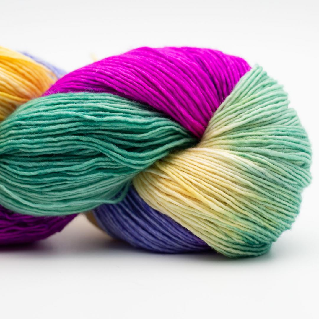 Manos del Uruguay Alma hand dyed Rainbow