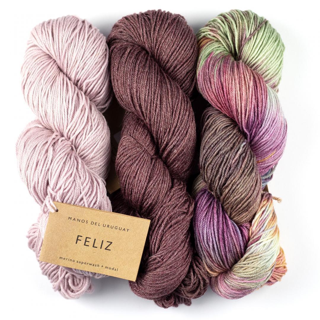 Manos del Uruguay Feliz hand-dyed 100g