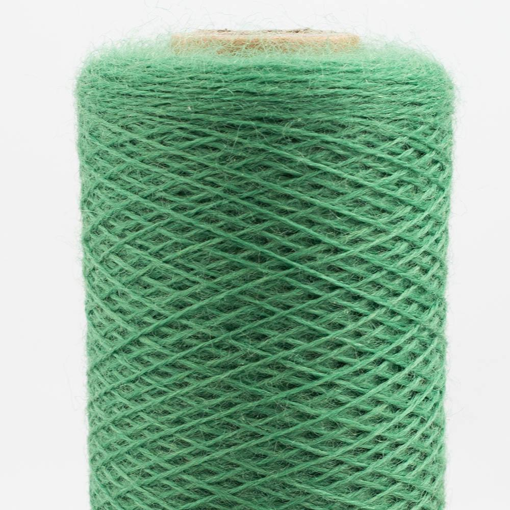 Kremke Soul Wool Merino Spindelvævs Lace 25/2 Green