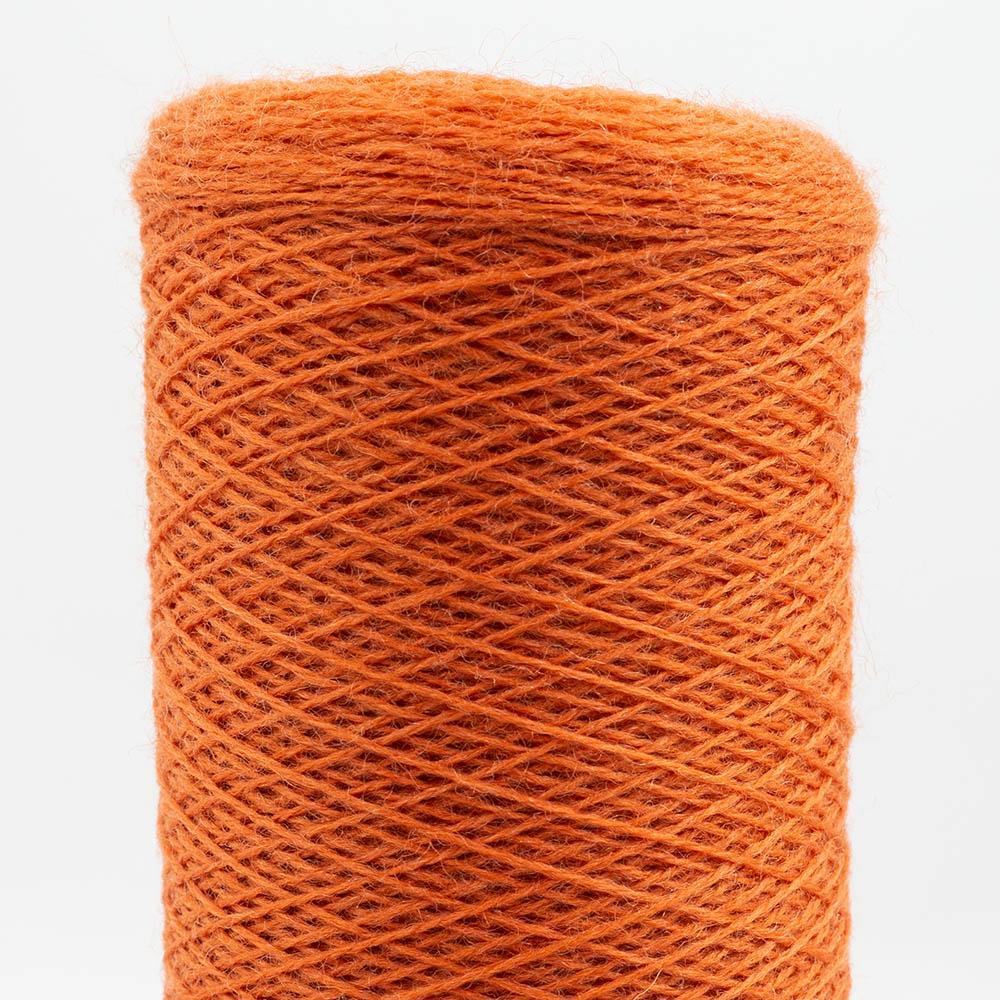 Kremke Soul Wool Merino Spindelvævs Lace 25/2 Pumpkin