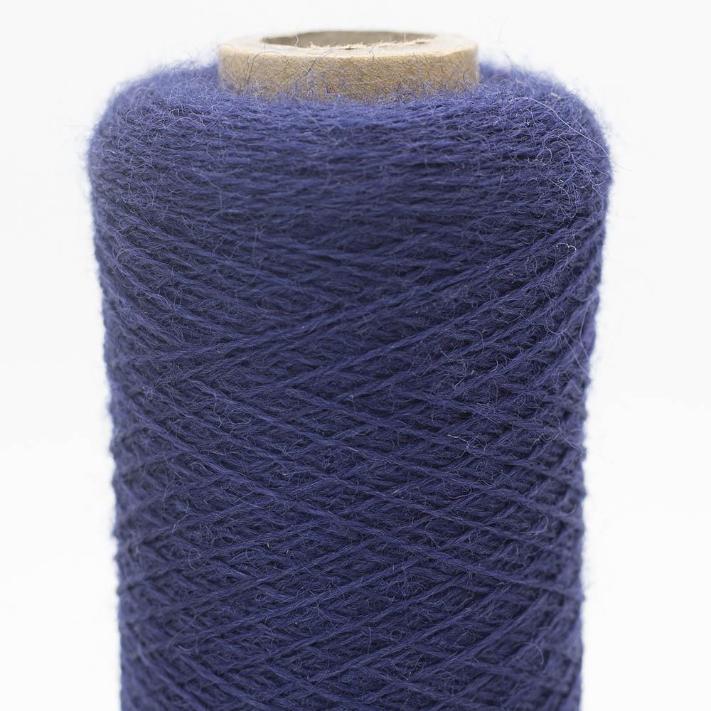 Kremke Soul Wool Merino Spindelvævs Lace 25/2 Navy