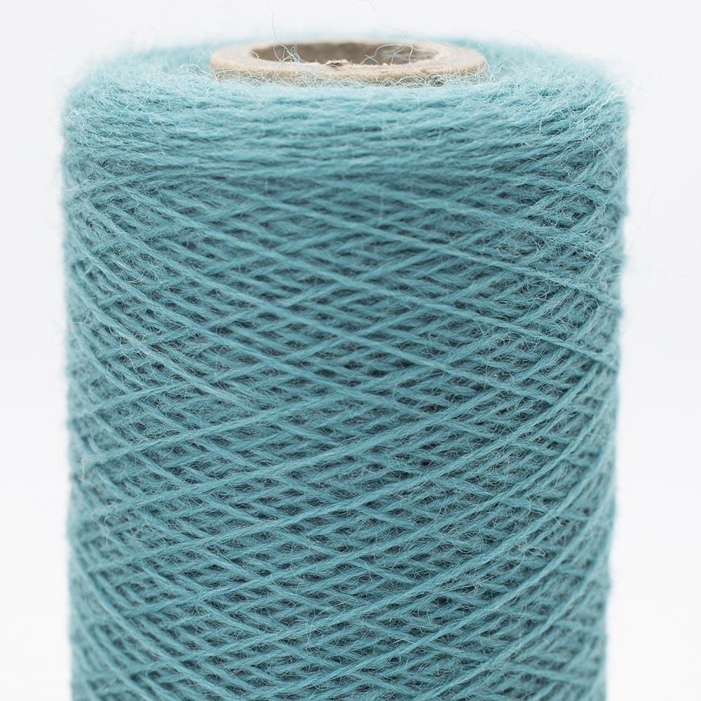 Kremke Soul Wool Merino Spindelvævs Lace 25/2 Caribbean