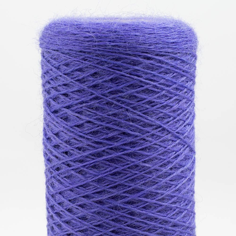 Kremke Soul Wool Merino Spindelvævs Lace 25/2 Bluish Purple