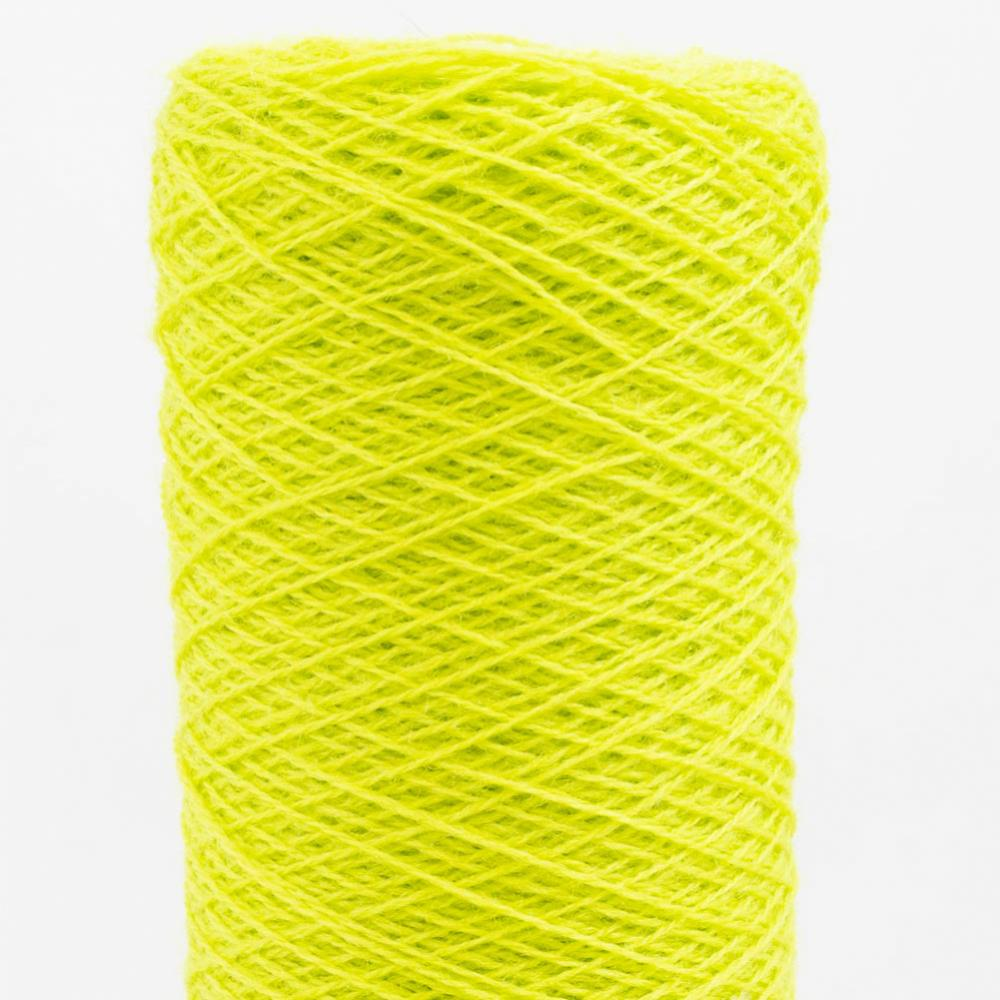 Kremke Soul Wool Merino Spindelvævs Lace 25/2 Lime