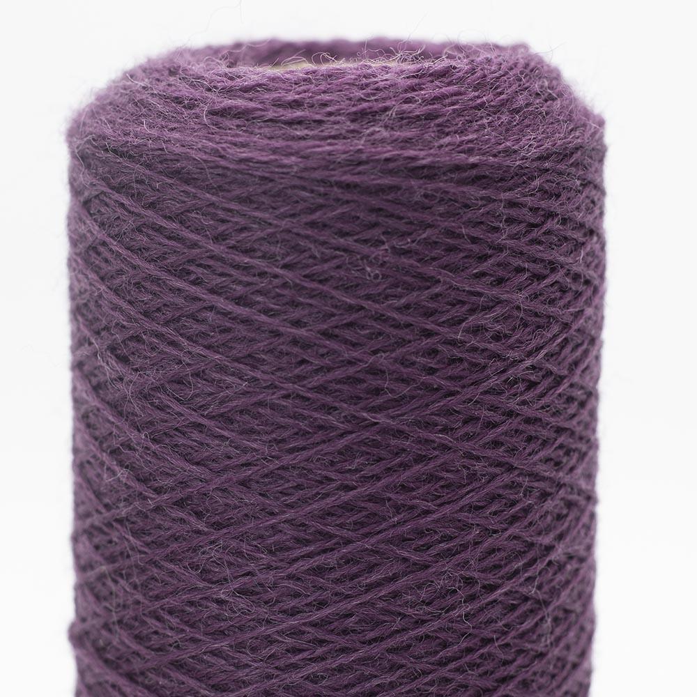 Kremke Soul Wool Merino Spindelvævs Lace 25/2 Grape