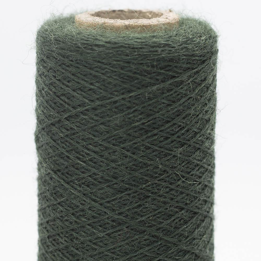 Kremke Soul Wool Merino Spindelvævs Lace 25/2 Dark Green