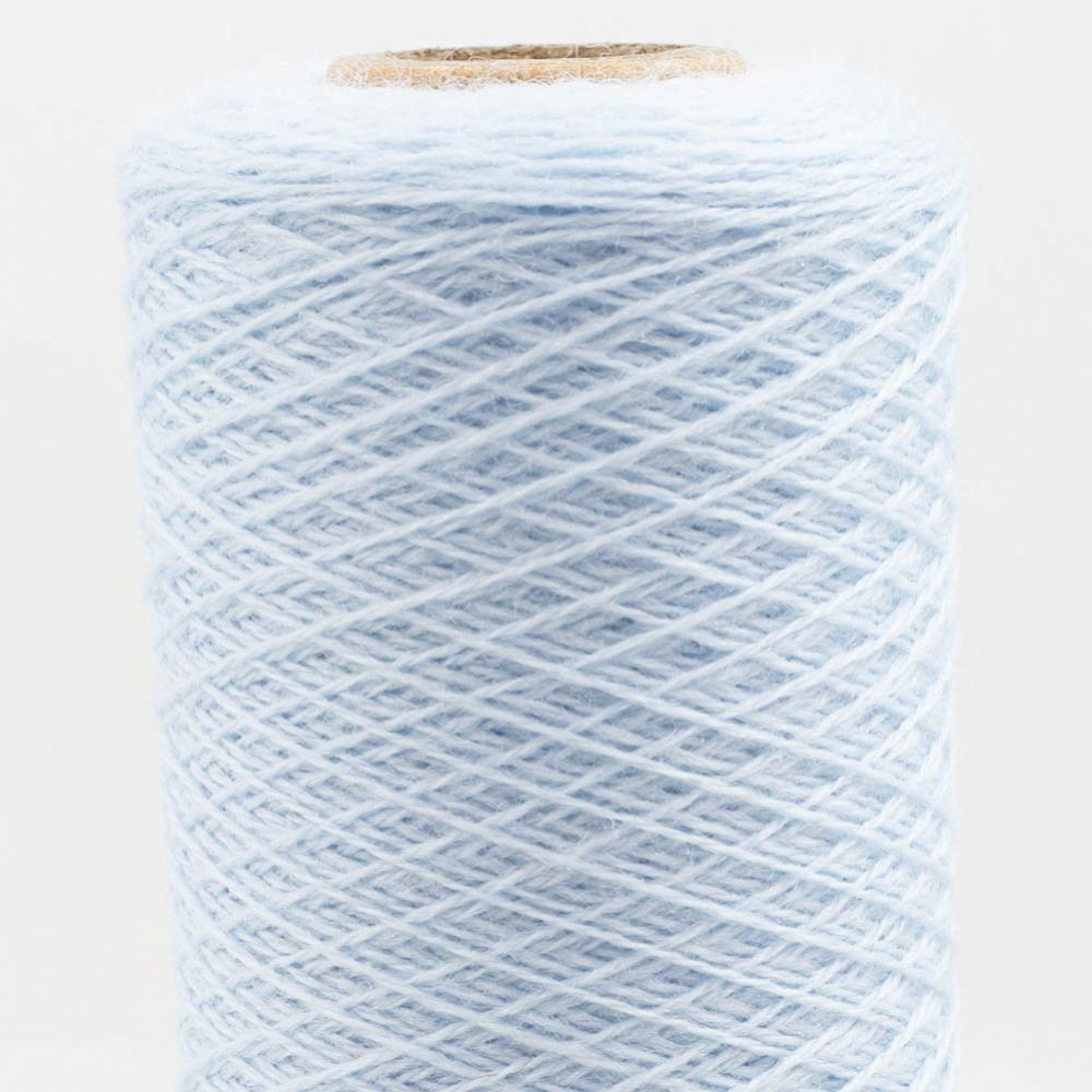 Kremke Soul Wool Merino Spindelvævs Lace 25/2  eis