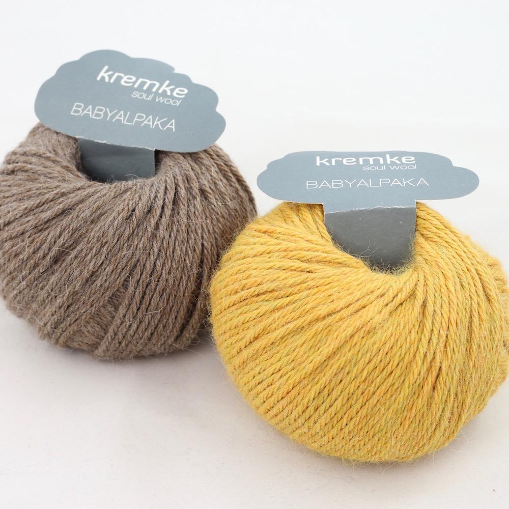 Kremke Soul Wool Baby Alpaca  Sommergetreide