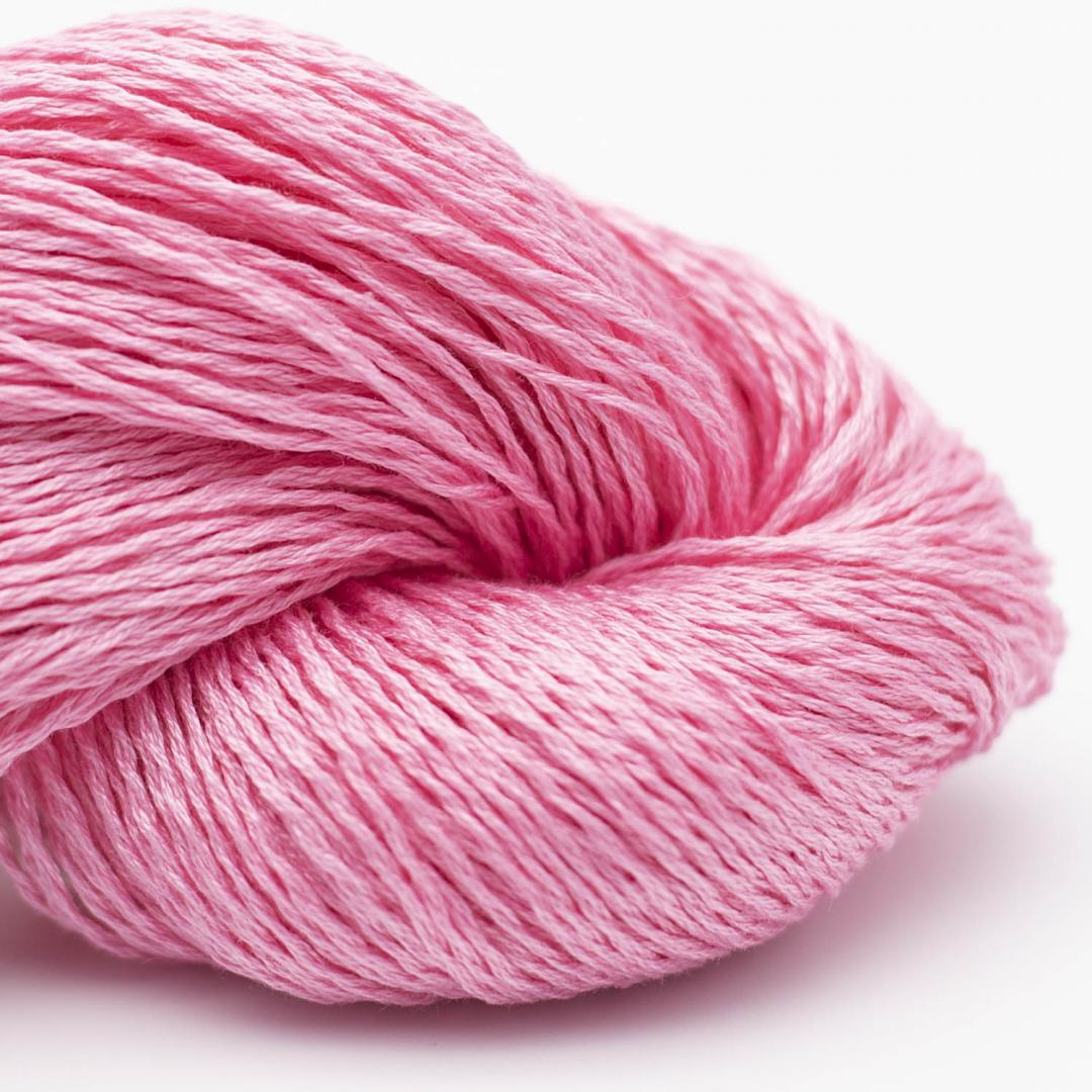 BC Garn Luxor mercerised Cotton Rosa