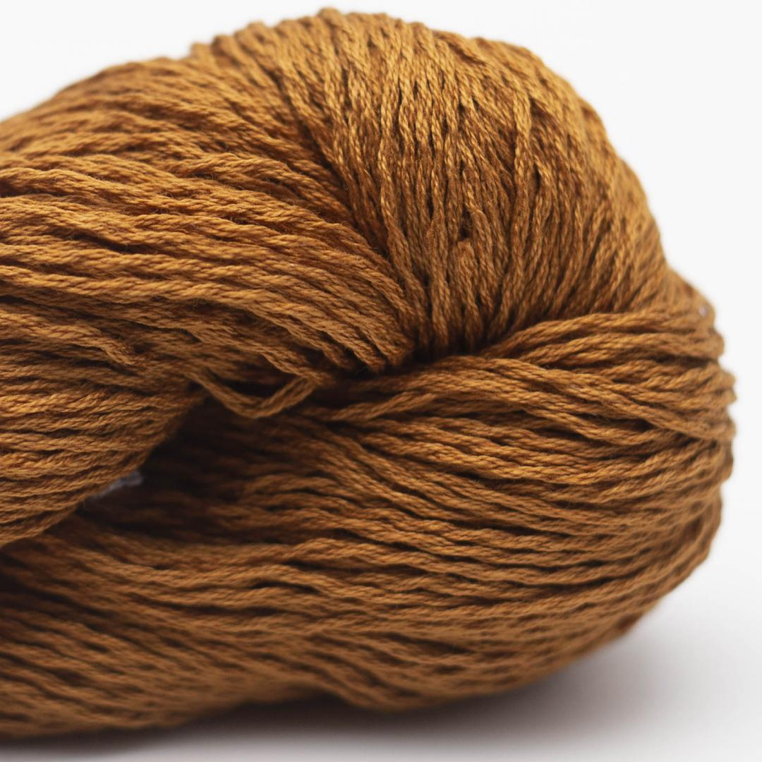 BC Garn Luxor mercerised Cotton bronze