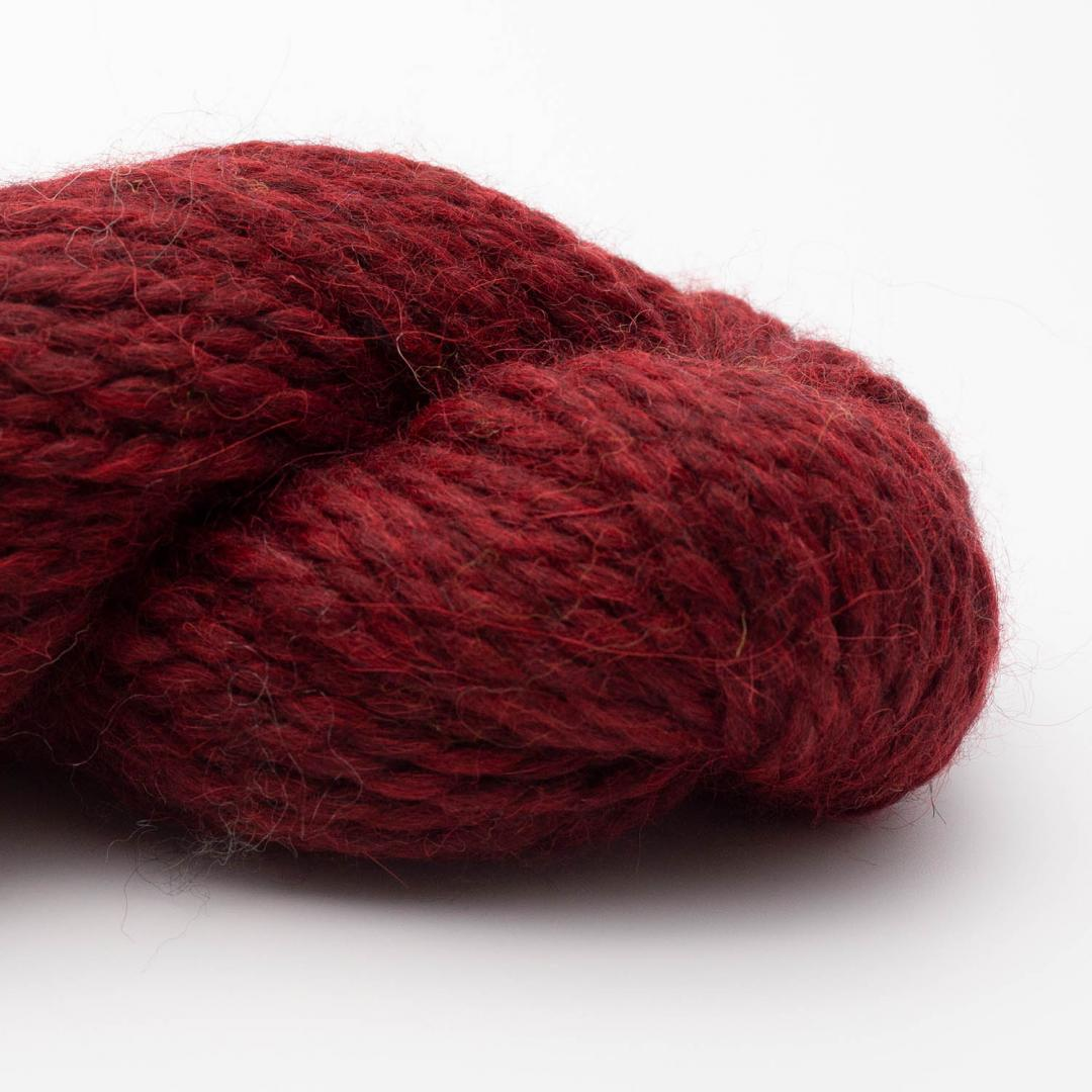 Kremke Soul Wool Ilama soft 100g Deep Red Melange