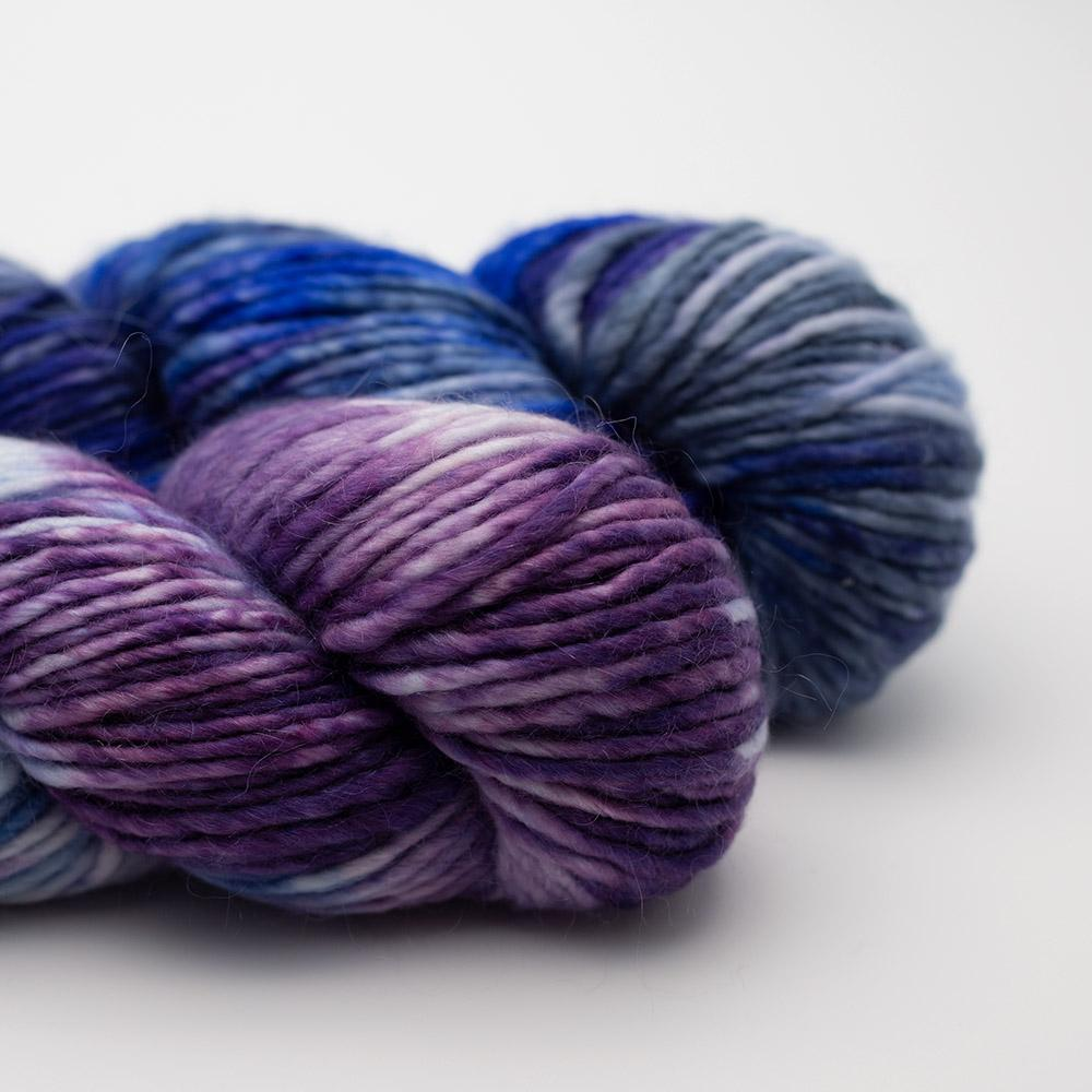 Cowgirl Blues Aran Single Flerfarvet