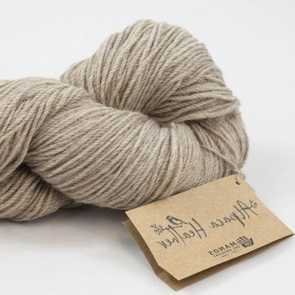Manos del Uruguay Alpaca Heather Naturals Toast