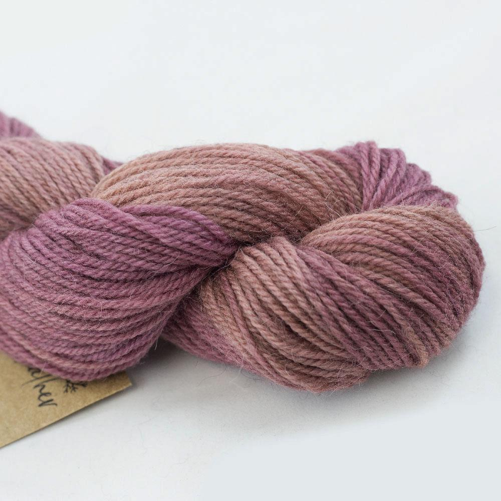 Manos del Uruguay Alpaca Heather Space Dyed Goji Berry