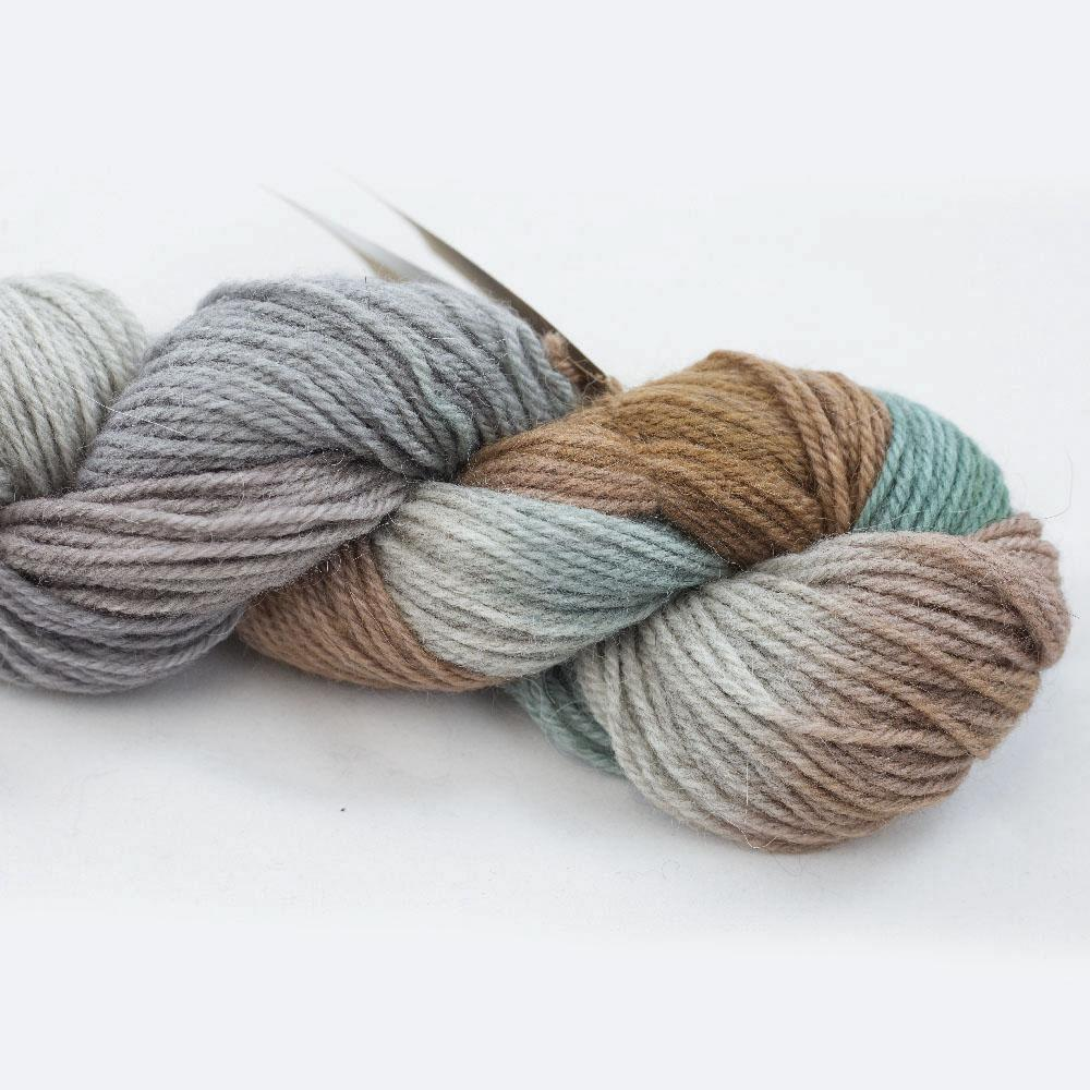 Manos del Uruguay Alpaca Heather Space Dyed Cottage