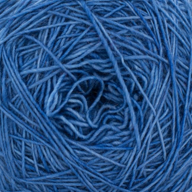 Cowgirl Blues Single Lace Merino Tanzanite