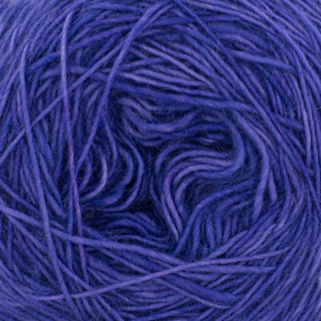 Cowgirl Blues Single Lace Merino  Blueberry