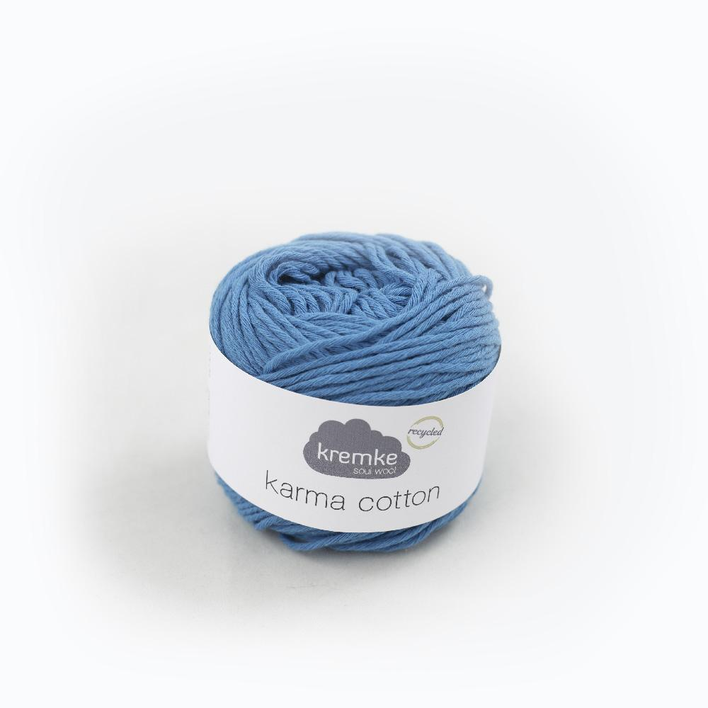Kremke Soul Wool Karma Cotton, recycled bomuld