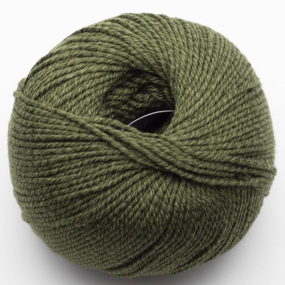 Kremke Soul Wool Morning salutation vegan Olive