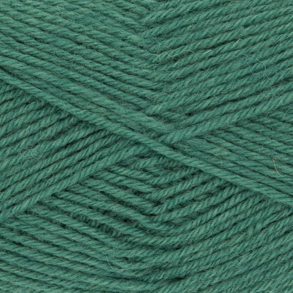 Kremke Soul Wool Edelweiss 50 Green solid