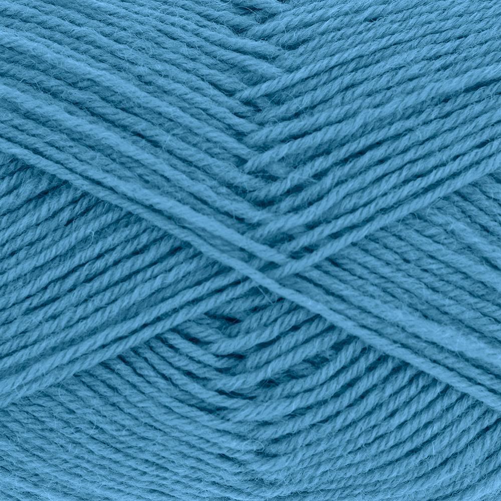 Kremke Soul Wool Edelweiss 50 Baby blue solid