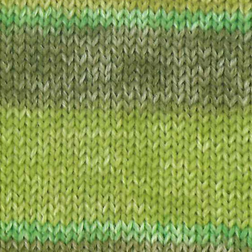 Kremke Soul Wool Edelweiss 6 ply 150 Apfelgrün