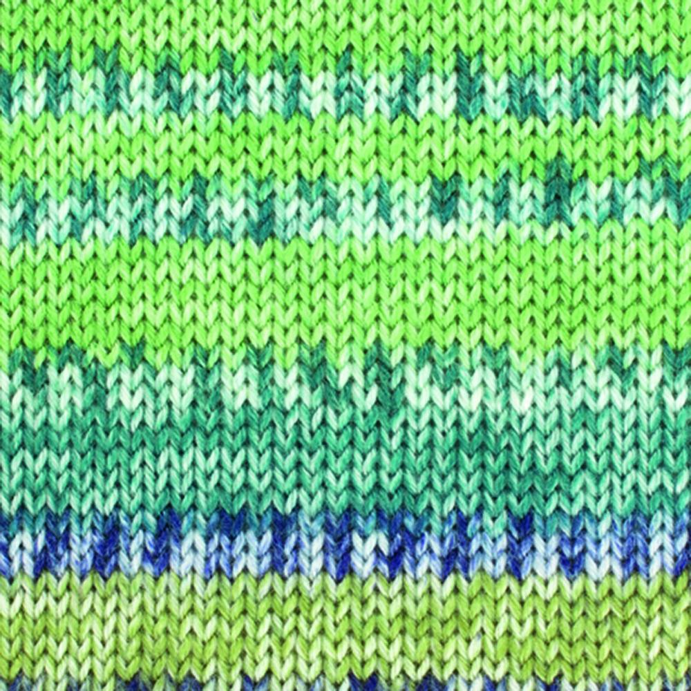 Kremke Soul Wool Edelweiss Cashmere 50 Green colorful