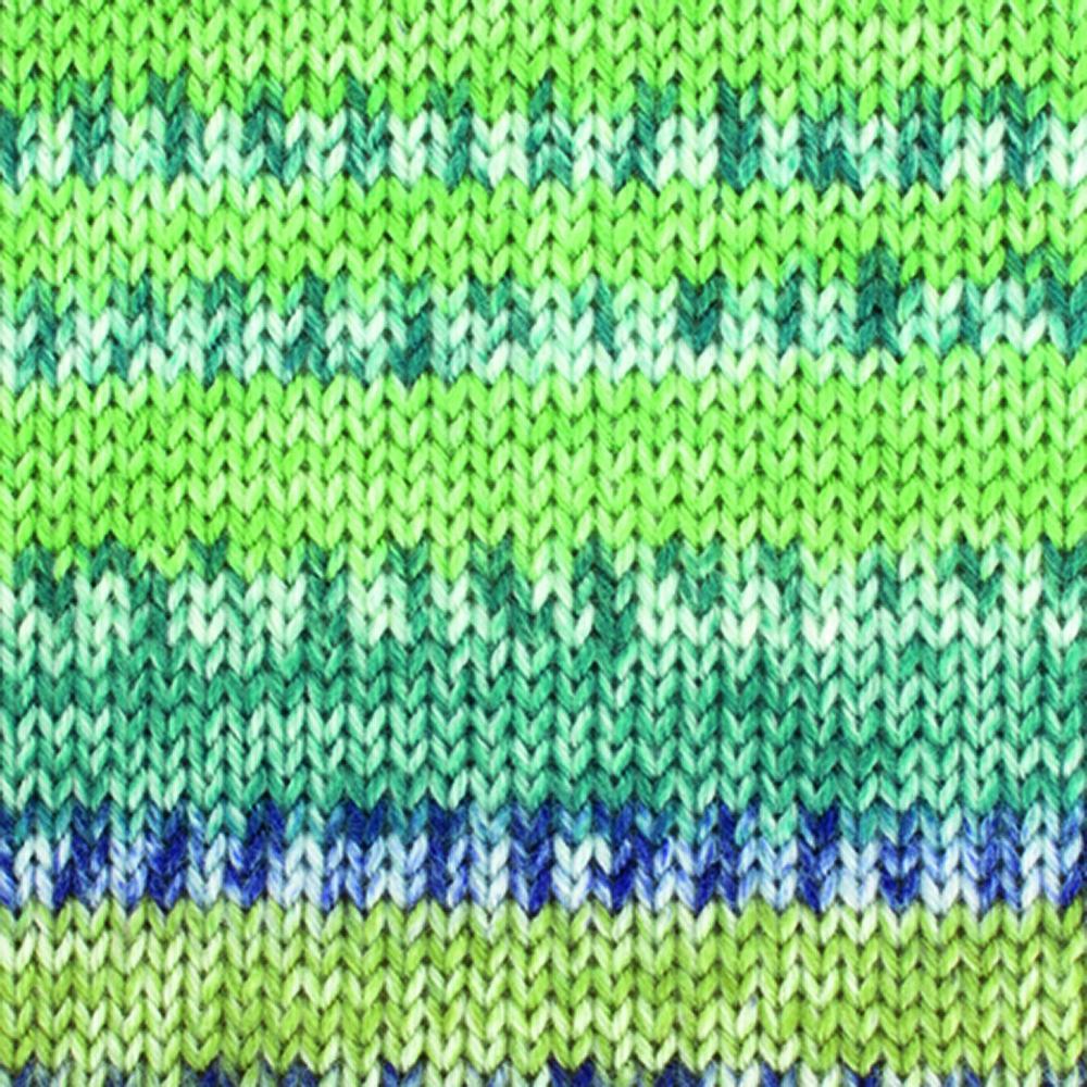 Kremke Soul Wool Edelweiss Cashmere 50 Green colorful