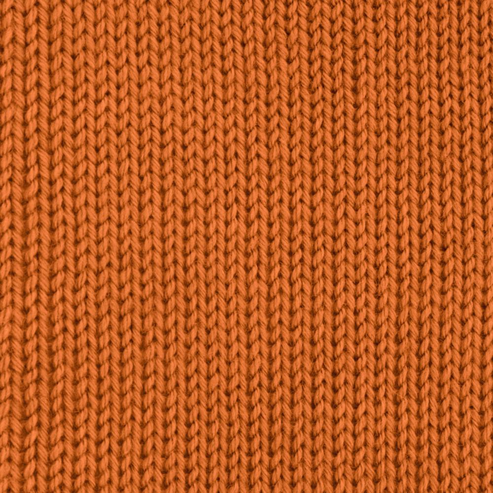 Kremke Soul Wool Edelweiss Cashmere 50 Orange solid