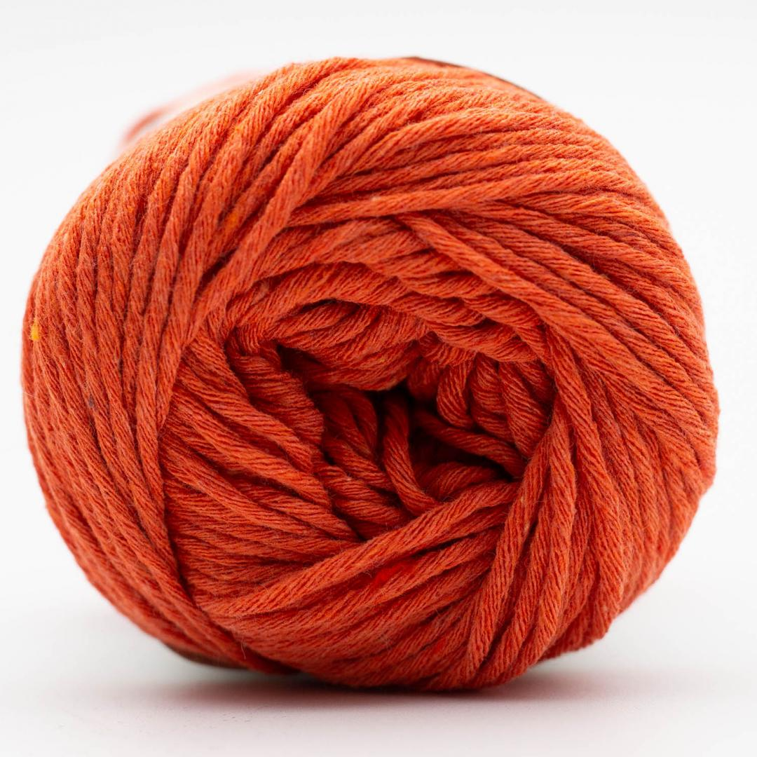 Kremke Soul Wool Karma Cotton, recycled bomuld Orange