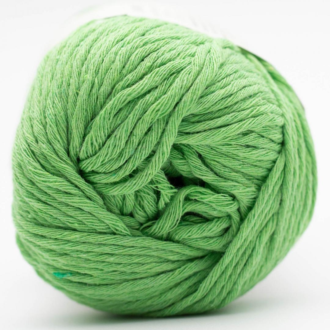 Kremke Soul Wool Karma Cotton, recycled bomuld Lime