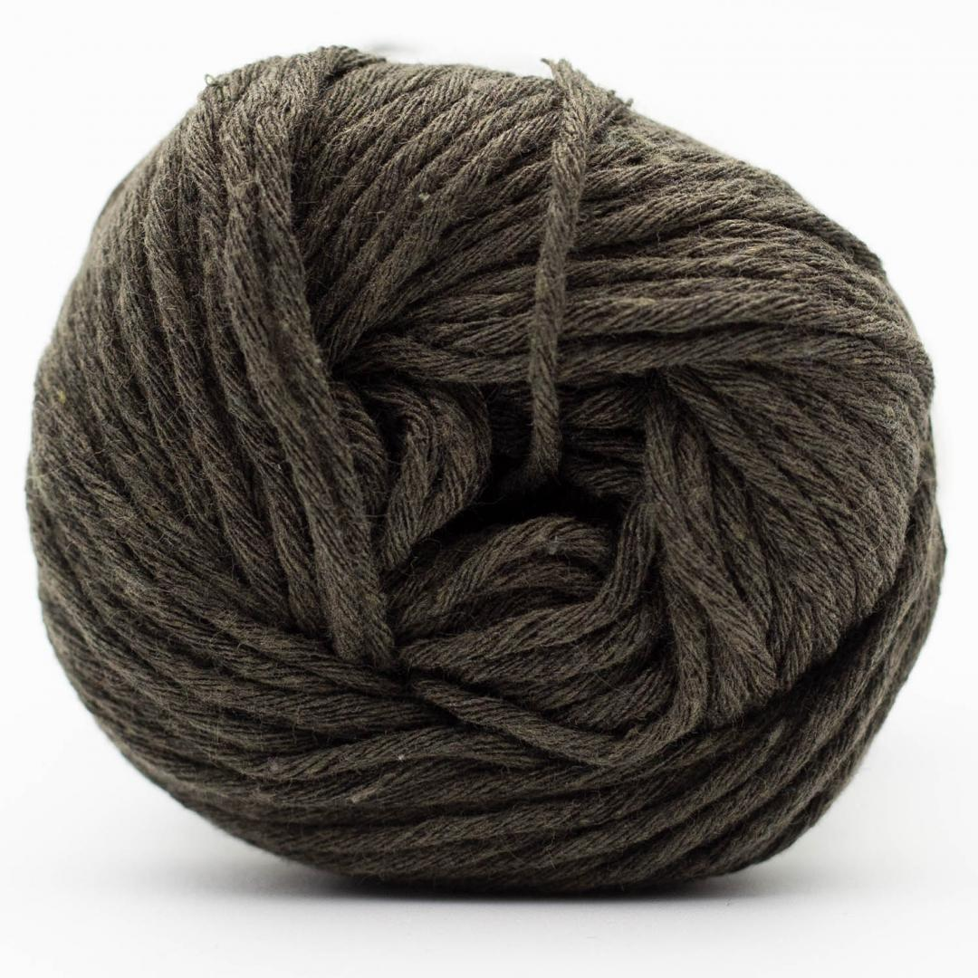 Kremke Soul Wool Karma Cotton, recycled bomuld Khaki