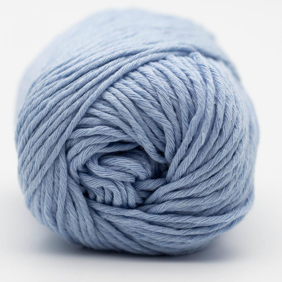 Kremke Soul Wool Karma Cotton, recycled bomuld Baby Blue