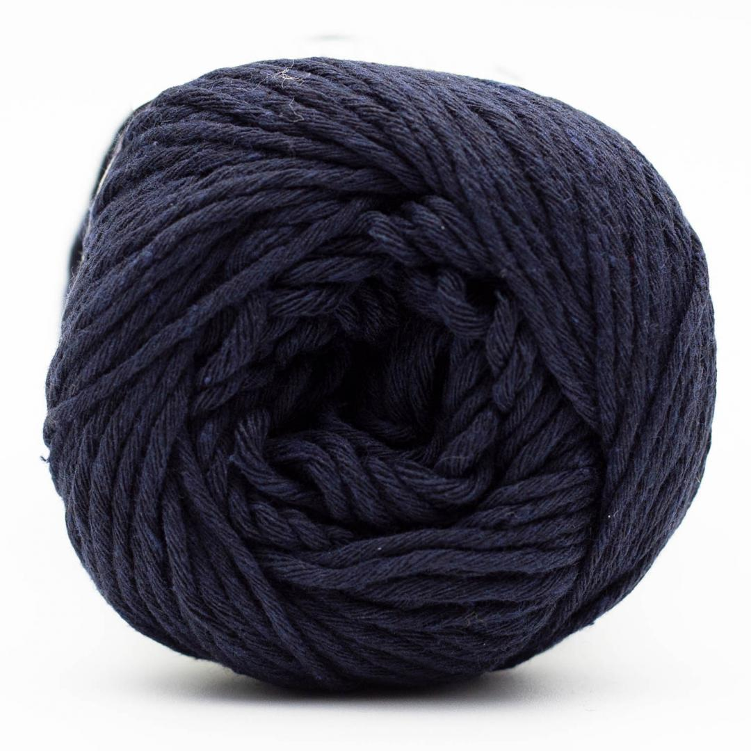 Kremke Soul Wool Karma Cotton, recycled bomuld Navy