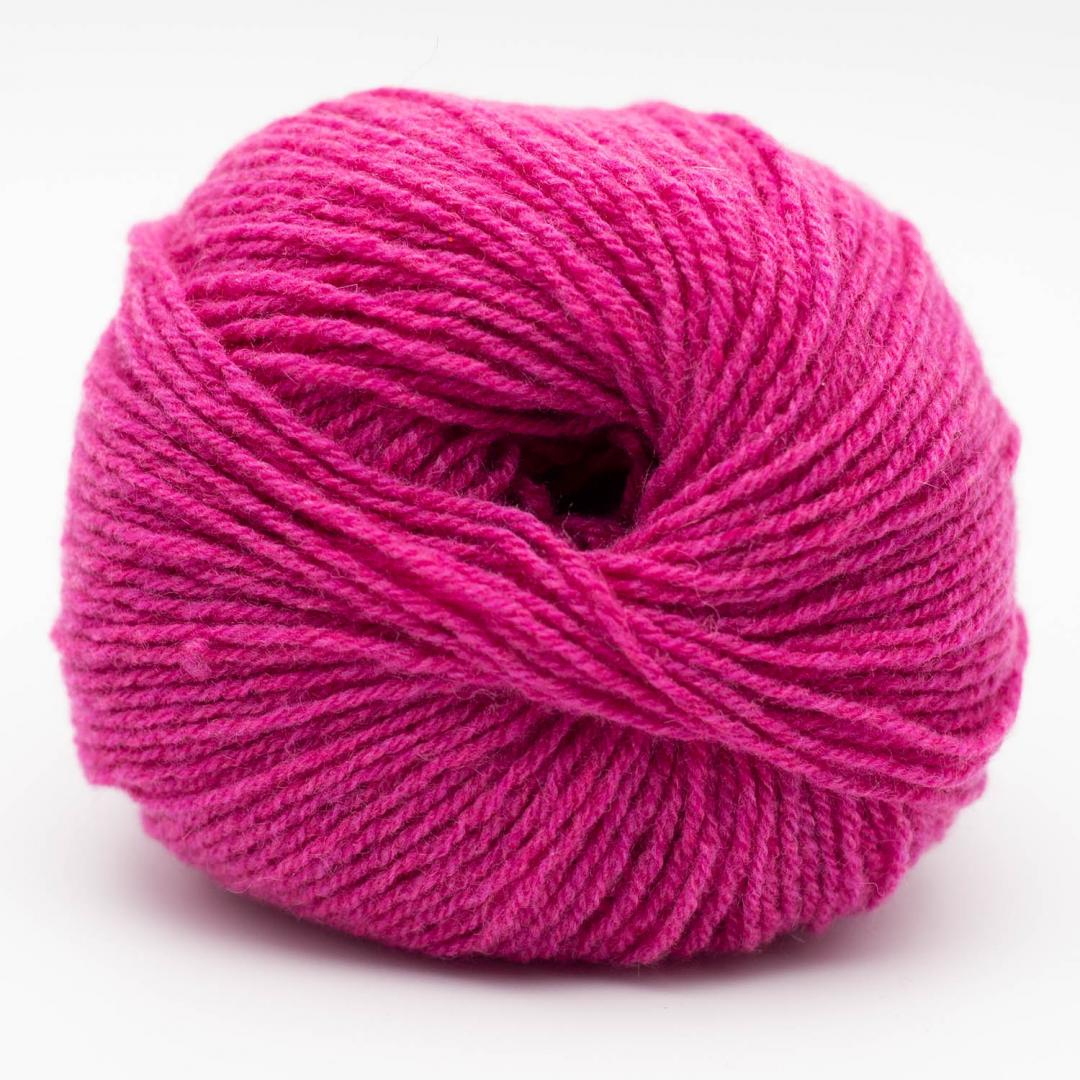 Kremke Soul Wool Eco Cashmere Fingering 25g Cyclam