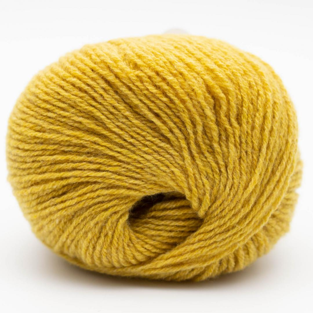 Kremke Soul Wool Eco Cashmere Fingering 25g Messing