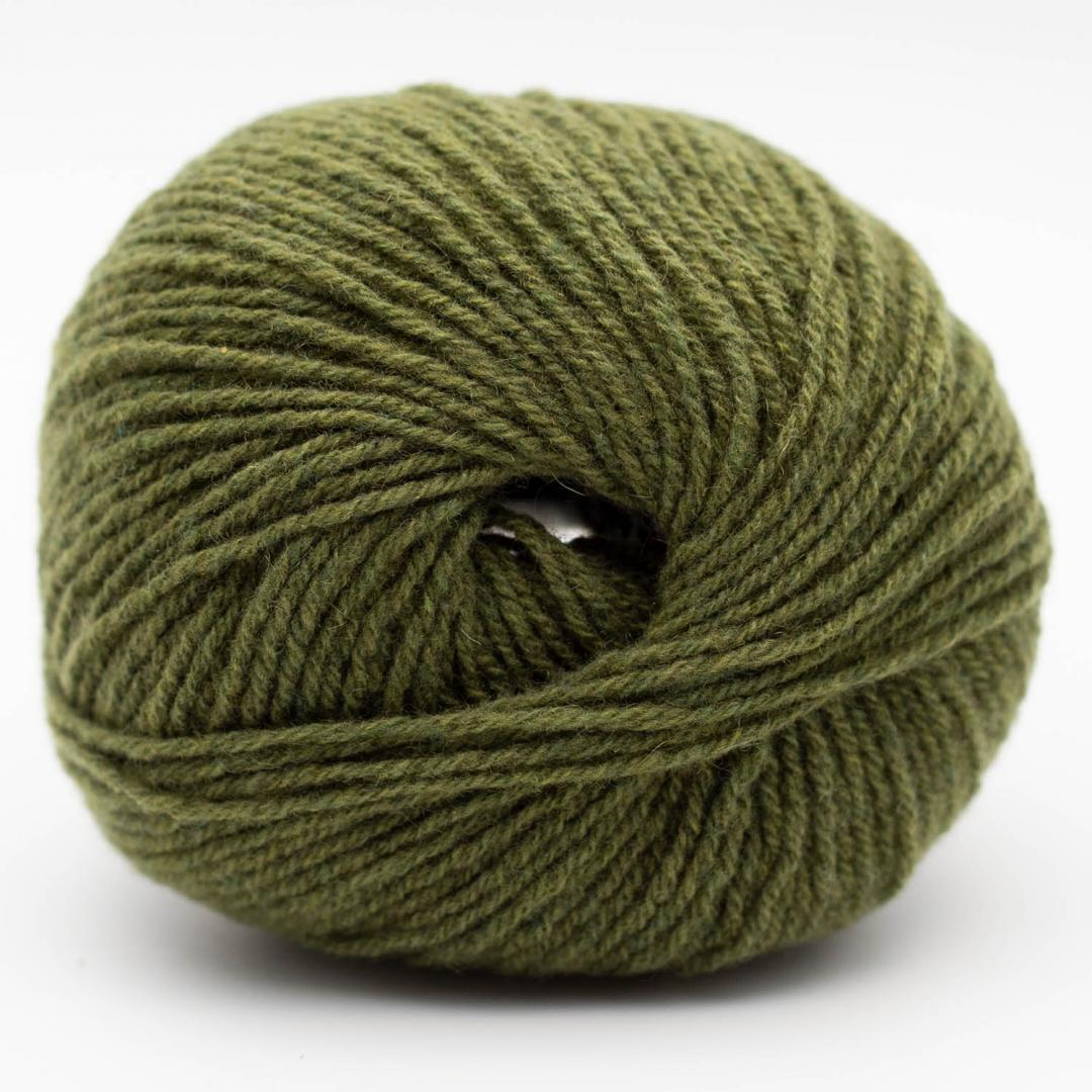 Kremke Soul Wool Eco Cashmere Fingering 25g Pappelgrün
