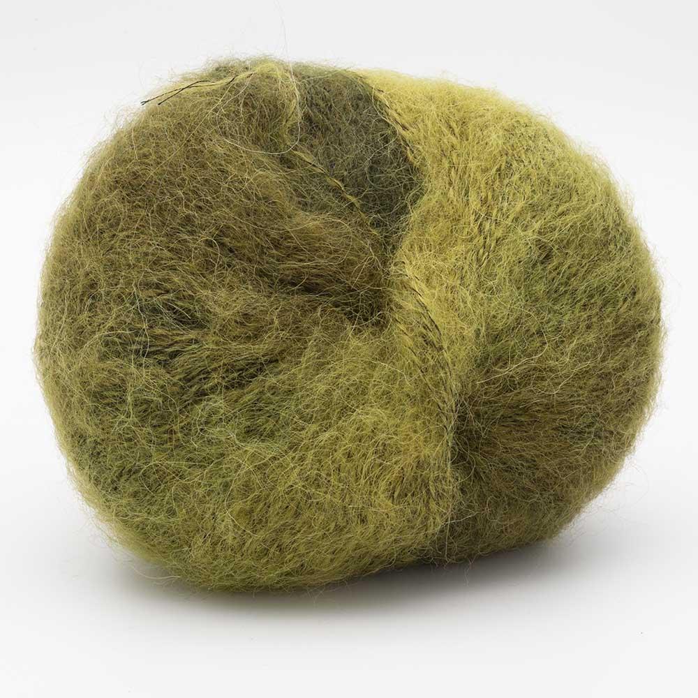 Kremke Soul Wool Baby Silk Lace 25g Grün
