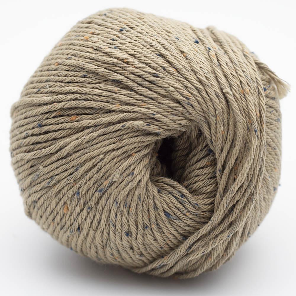 Erika Knight Gossypium Cotton TWEED Schlamm