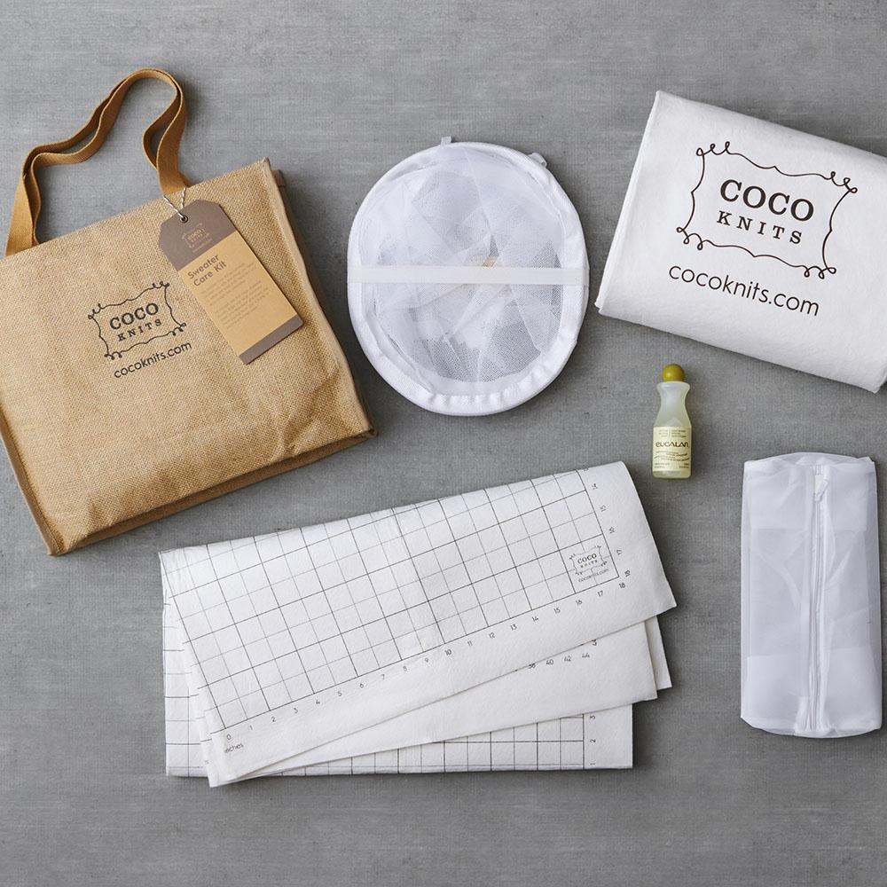 CocoKnits Sweater Care Kit  Standard