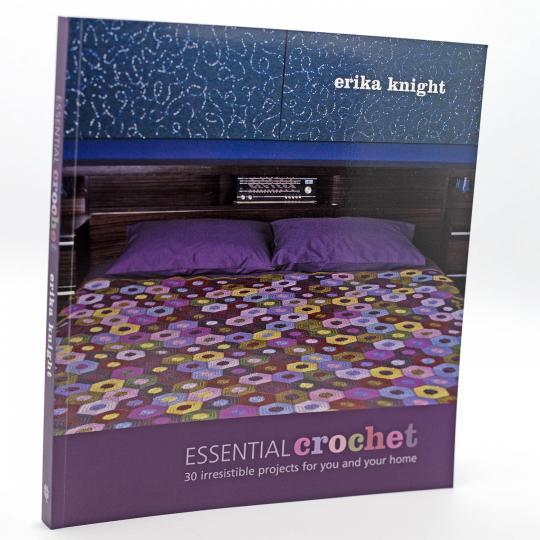 Erika Knight Book Essential Crochet