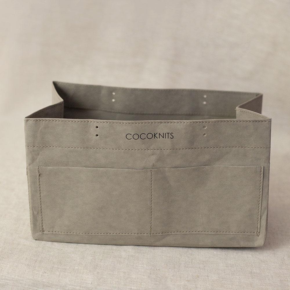 CocoKnits Kraft Caddy
