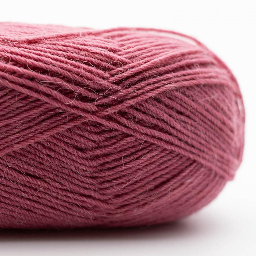 Kremke Soul Wool Edelweiss Alpaka 4-ply 25g Altrosa