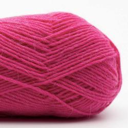 Kremke Soul Wool Edelweiss Alpaka 4-ply 25g Violettrosa