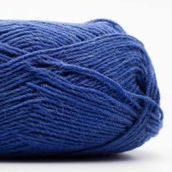 Kremke Soul Wool Edelweiss Alpaka 4-ply 25g Dunkelblau