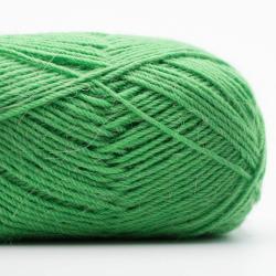 Kremke Soul Wool Edelweiss Alpaka 4-ply 25g Stein-Grün