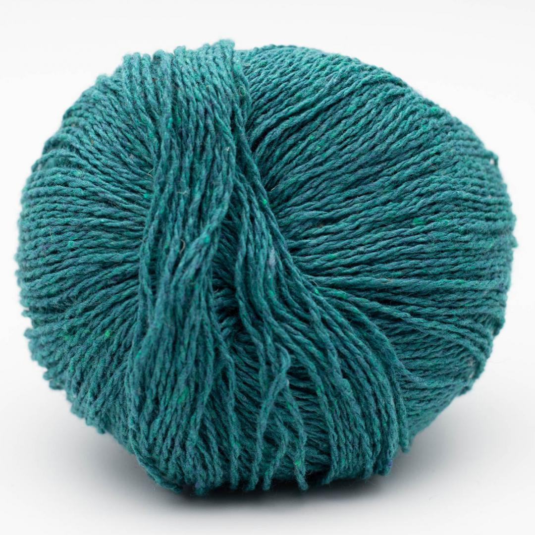 Kremke Soul Wool Reborn Denim Uni Türkis