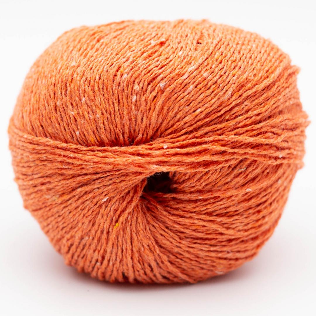 Kremke Soul Wool Reborn Denim Uni Orange